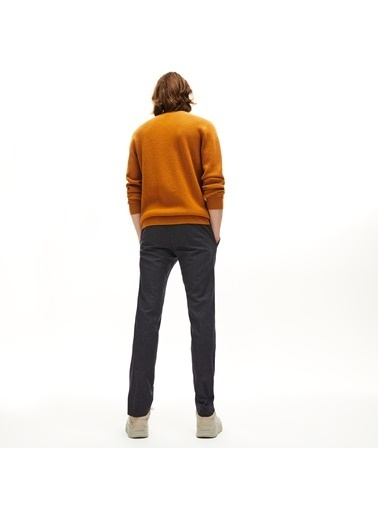 Lacoste Erkek Slim Fit Pantolon HH8819.KBR Gri
